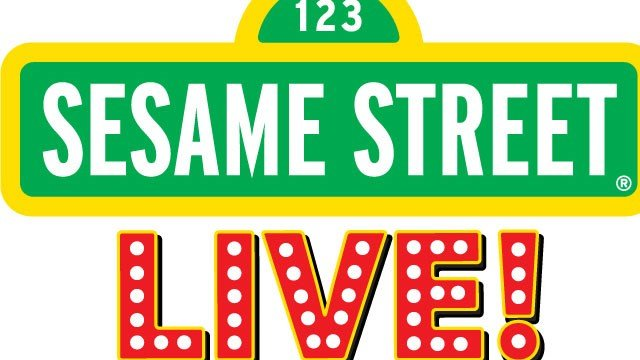 Sesame Street Live logo (Courtesy: V Star Entertainment)