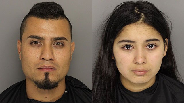 Ricardo Salas and Celeste Marroquin (Source: GCSO)