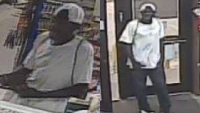 Person of interest (Source: Mauldin PD)