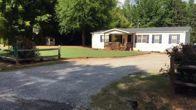 Scene of accidental shooting in Union County (FOX Carolina/ 6/16/17)