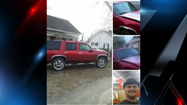 Vehicle Bunky Balcombe was last seen driving (Courtesy of family)