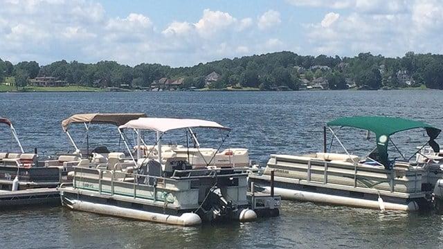 Lake Greenwood. (6/18/17 FOX Carolina)