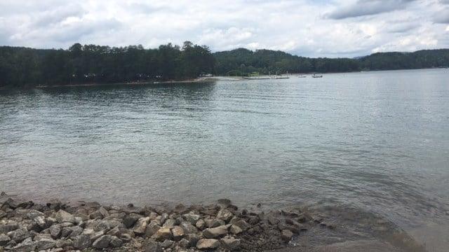 Lake Keowee. (6/18/17 FOX Carolina)