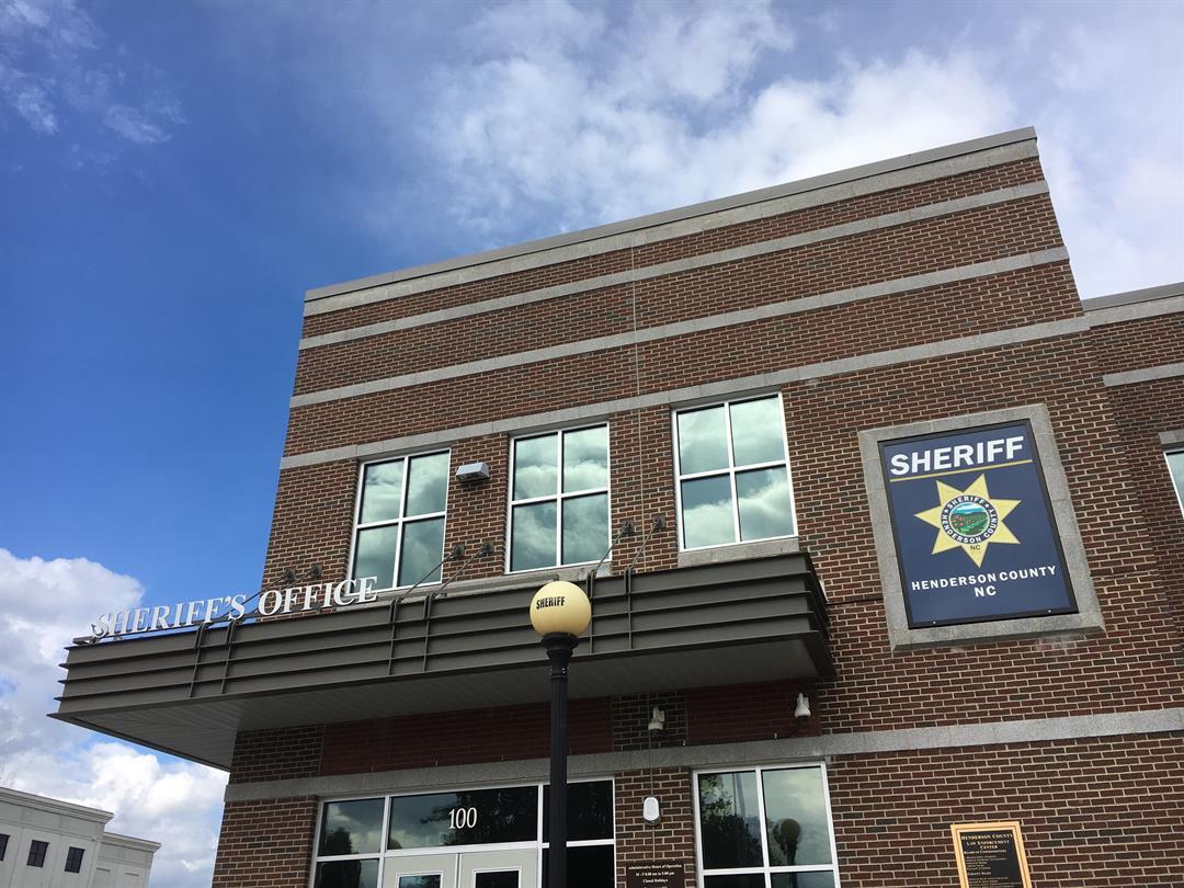 Henderson County Sheriff's Office. (6/19/17 FOX Carolina)