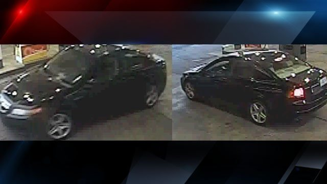Photo of the vehicle both suspects used in the incidents (Courtesy: APD)