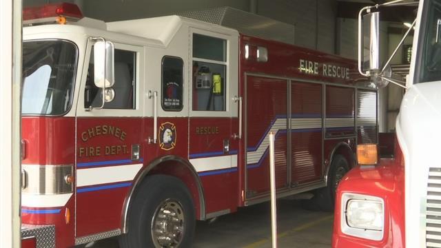 Chesnee Fire Dept. (6/21/17 FOX Carolina)