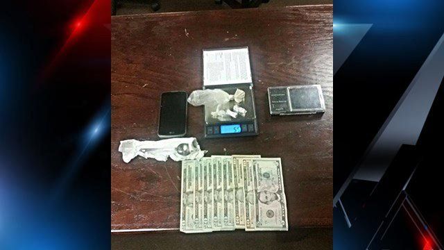 Evidence collected during investigation (Source: Macon County Sheriff's Office Facebook)