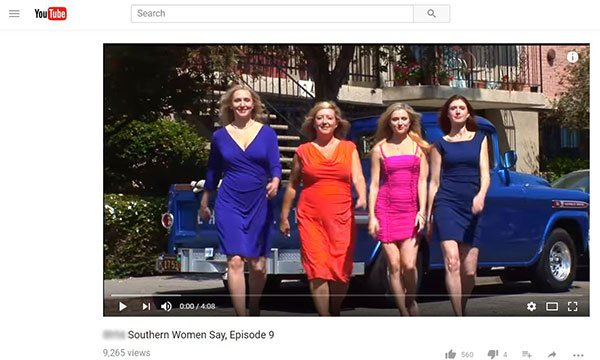 Southern Women Channel (Source: YouTube)