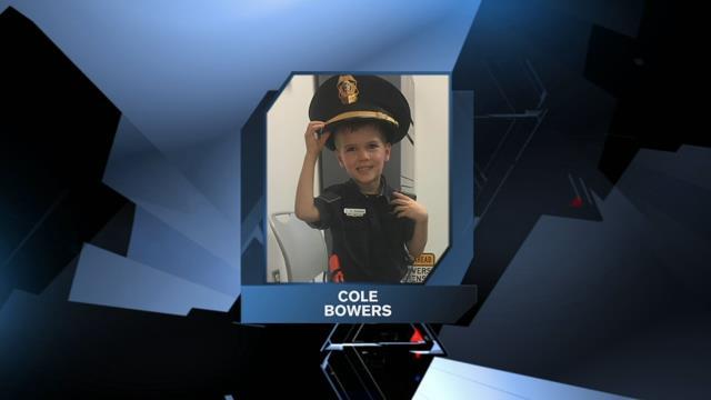 Easley PD brings birthday joy to aspiring officer