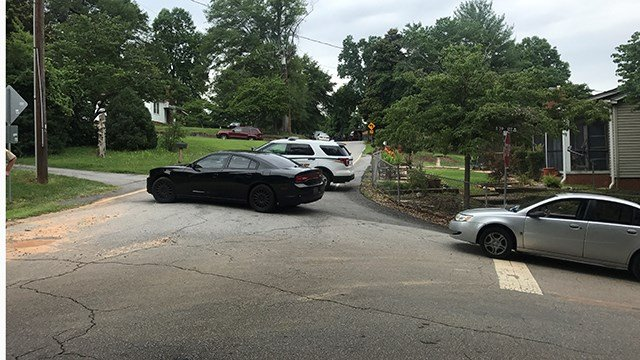 SWAT team on scene in Pickens. (6/25/17 FOX Carolina)