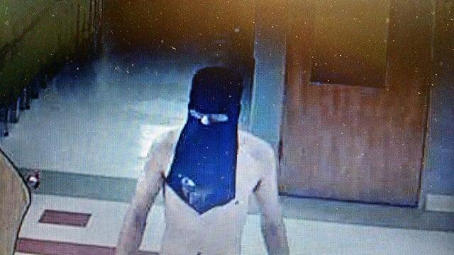 School burglary suspect (Source: OCSO)