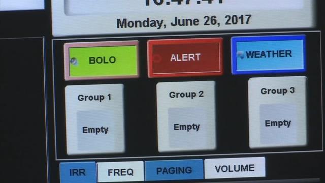 Emergency alert system. (6/26/17 FOX Carolina)