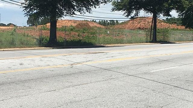 Collision on East Main Street. (6/27/17 FOX Carolina)