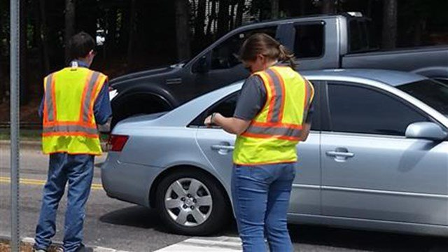 Seat belt recording to take place in 15 select NC counties. (Source: NCDOT)