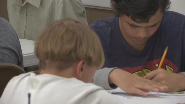 Youth Violence Intervention Academy (6/27/17 FOX Carolina)
