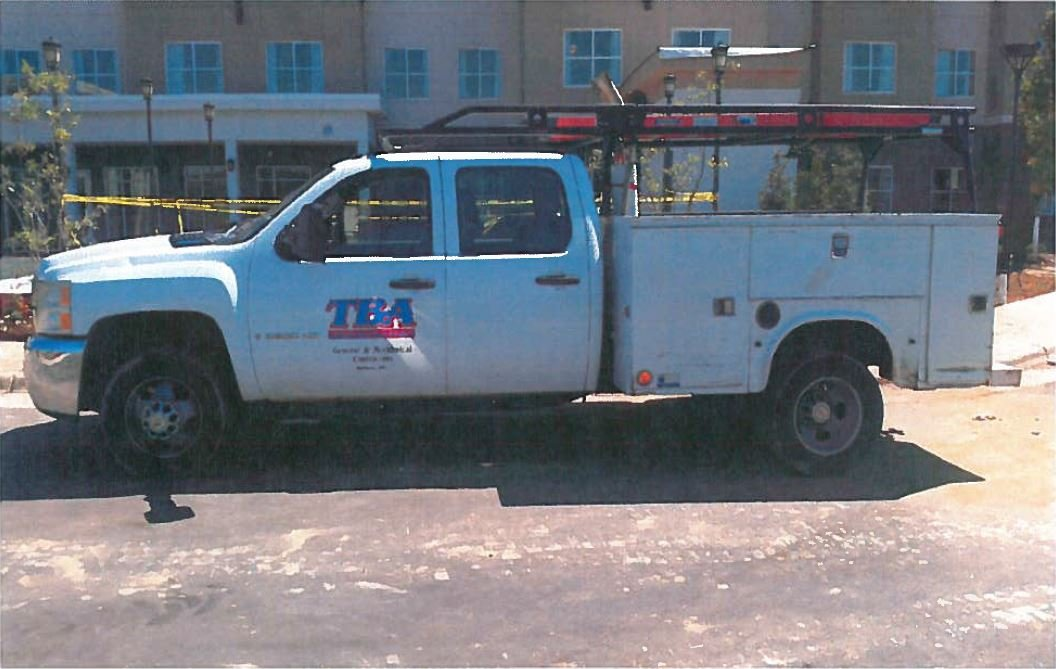 TBA truck (Source: Union Public Safety)