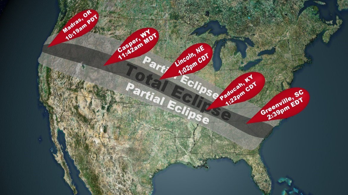 Eclipse totality path (file/FOX Carolina)