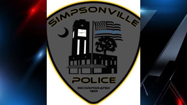 Simpsonville Police Department logo (Simpsonville PD Facebook)