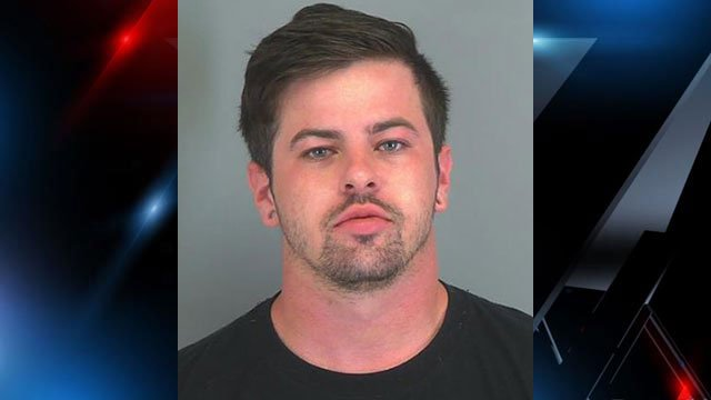 Brooks Harvey (Source: Spartanburg Co. Detention)