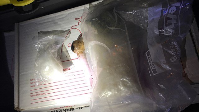 Items seized in bust on I-85 (Source: UCSO)