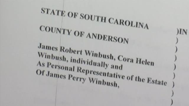 Anderson family sues city over land dispute. (June 30, 2017)