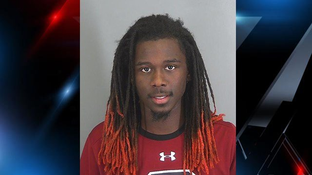 Anthony Jkwan Briggs. (Source: Spartanburg Co. Detention Center)