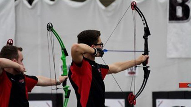 Greenville Hurricanes Archery team. (7/3/17 FOX Carolina)