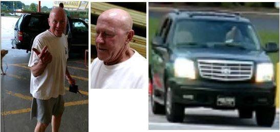 Suspect in Home Depot assault (Source: Greer PD)