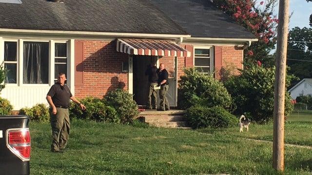 Search for Trandon McWatters. (7/3/17 FOX Carolina)