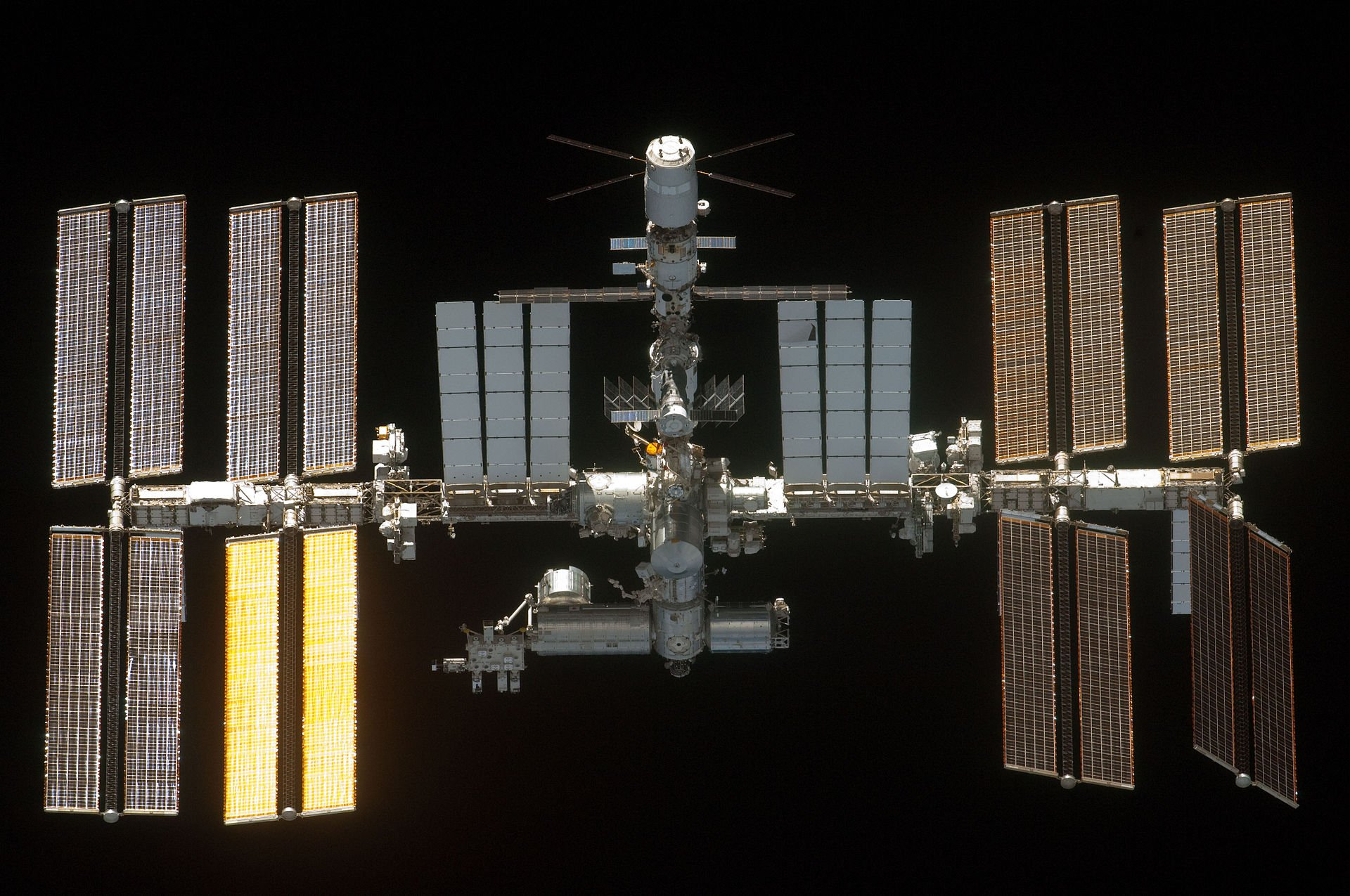 International Space Station (Source: NASA)