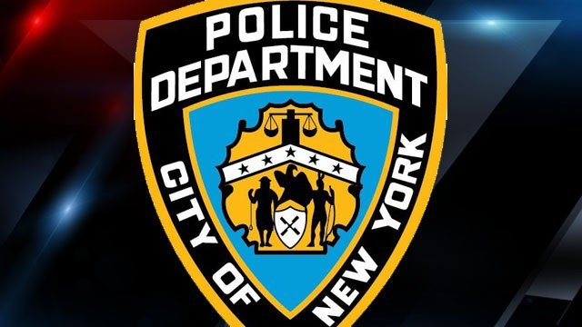 NYPD patch logo (Courtesy: NYPD)