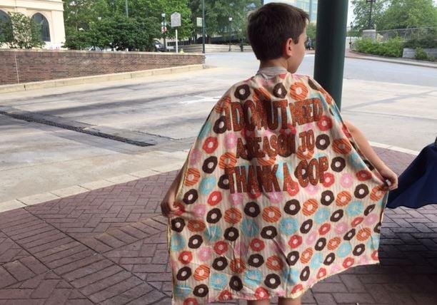 The Donut Boy in Asheville (FOX Carolina/ July 5, 2017)