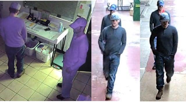 Suspects in burglary (Source: Spartanburg PD)