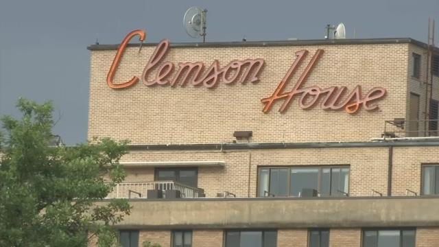 Clemson House (file/FOX Carolina)