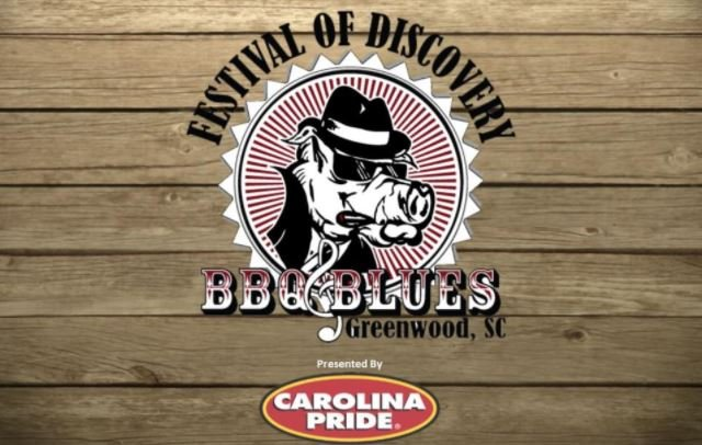 Festival of discovery logo (Uptown Greenwood)