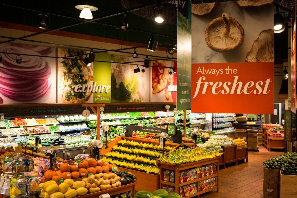 The Fresh Market grocery (Source: The Fresh Market)