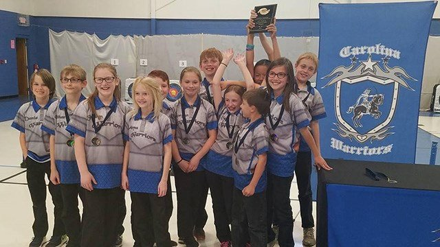 Upstate archery team heading to world championship (Source: Carolina Warriors)