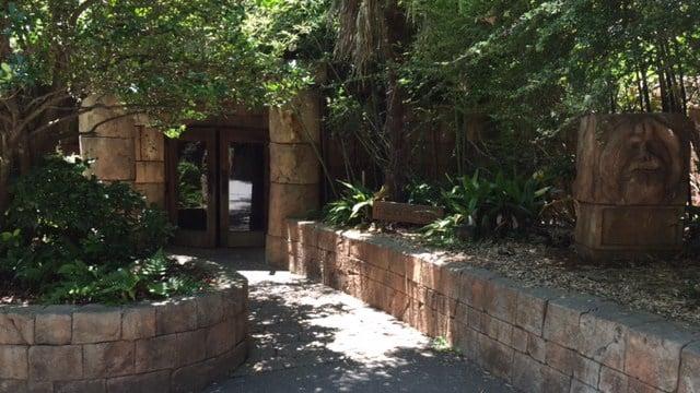 Greenville Zoo orangutan exhibit. (7/9/17 FOX Carolina)