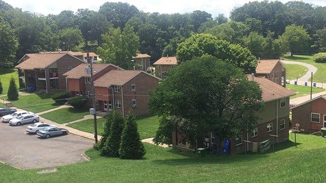 Livingston Street Apartments. (7/9/17 FOX Carolina)