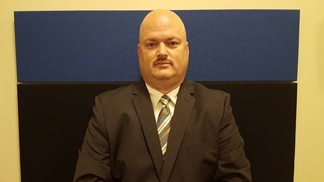 Chief Mike Hanshaw. (Source: Simpsonville PD)
