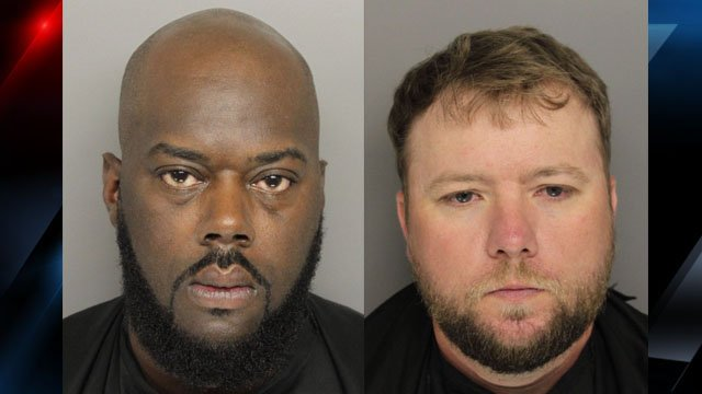 From left: Darnell Hunt, Adam Hamm (Source: GPD)