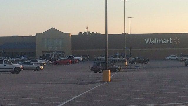Walmart on Walton Drive in Gaffney (FOX Carolina/ 7/12/17)