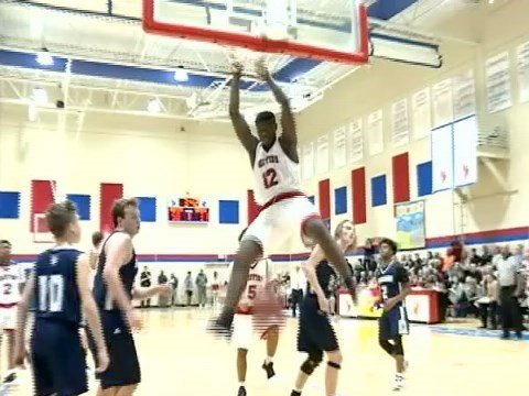 Zion Williamson (FOX Carolina)