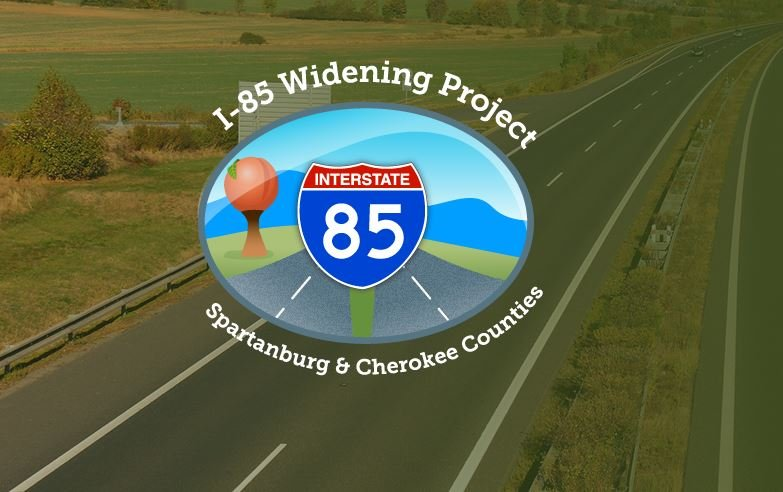 85 widening project logo (Source: SCHP)