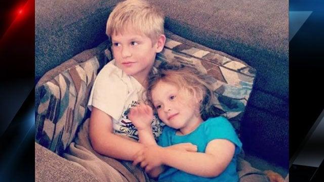 Hayden King and Harper Edens (Photo provided)