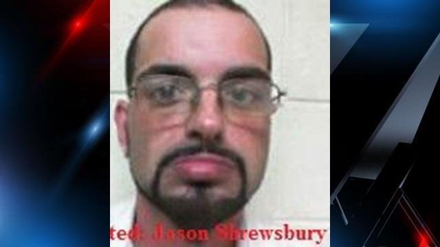Jason Avery Shrewsbury (Source: RCSO)