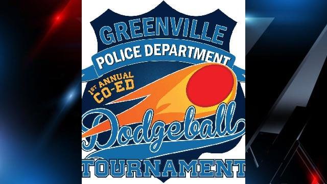 Greenville PD hosts GRAVITY Dodgeball Tournament (Source: Greenville PD)