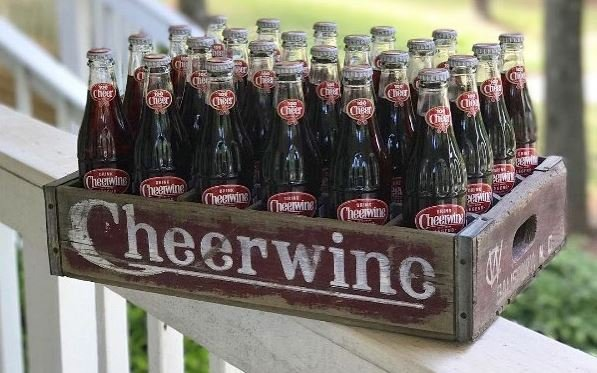 Courtesy: Cheerwine