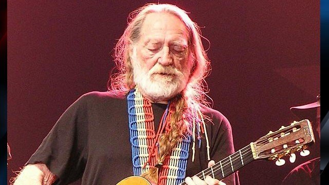 Willie Nelson (Wikimedia Commons)