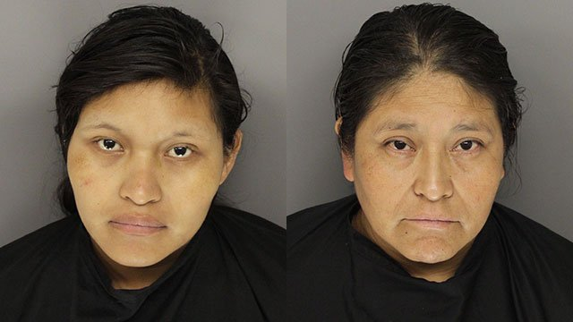 Baby dies after woman puts newborn in trash, police said